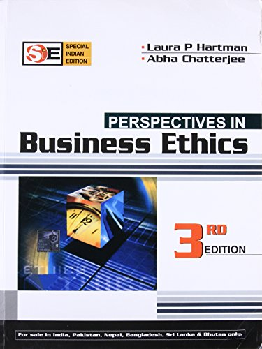 9780070620049: Perspectives in Business Ethics Third Edition (Third Edition)