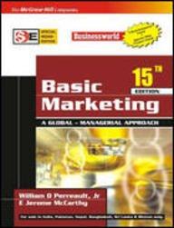 9780070620186: Basic Marketing: A Global Marketing Approach