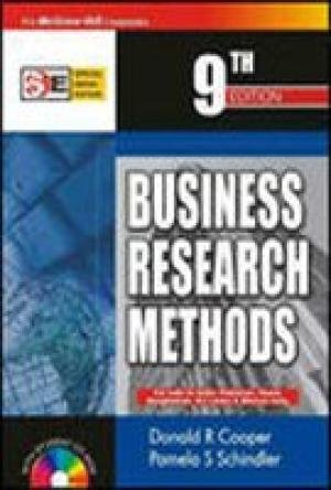 9780070620193: Business Research Methods