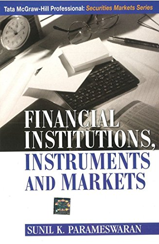 9780070620834: FINANCIAL INSTITUTIONS, INSTRUMENTS AND MARKETS