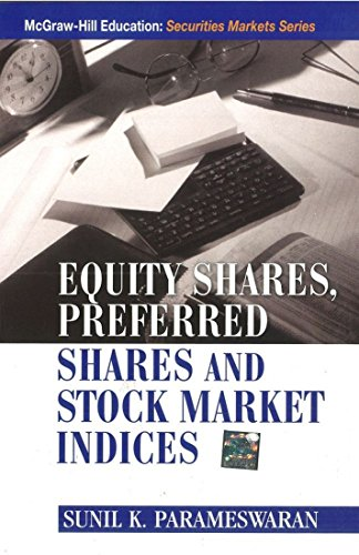 9780070620872: Equity Shares, Preferred Shares and Stock Market Indices