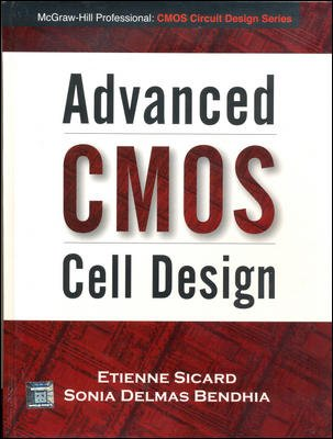 9780070620896: Advanced CMOS Cell Design (Professional Engineering)