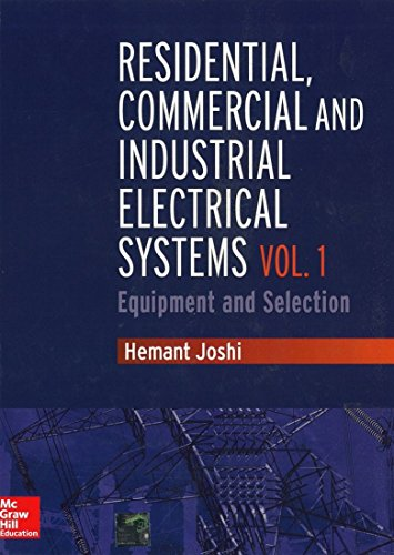 9780070620964: RESIDENTIAL, COMMERCIAL AND INDUSTRIAL ELECTRICAL SYSTEMS (VOLUME - 1) 1ST EDITION