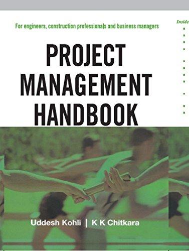 Project Management Handbook: Uddesh Kohli, K.