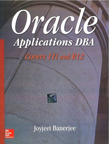 9780070621121: Oracle Applications DBA