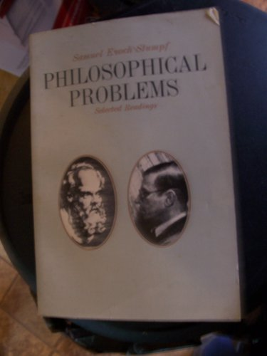 9780070621985: Philosophical problems;: Selected readings in ethics, religion, political philosophy, epistemology, and metaphysics
