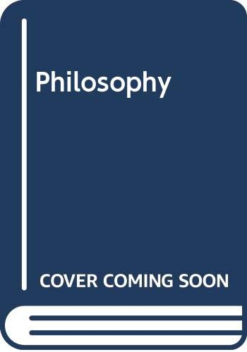 9780070621992: Philosophy: History and Problems