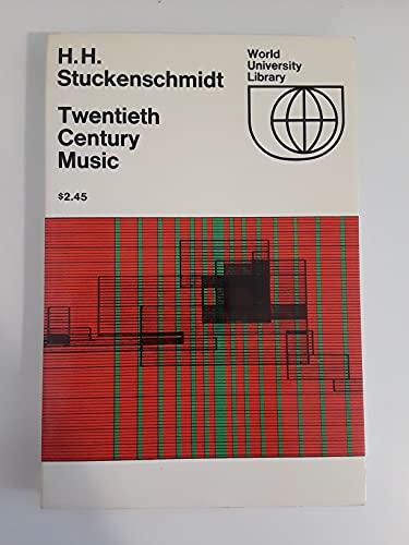9780070622135: Twentieth Century Music