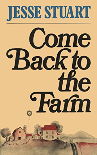 9780070622395: Come back to the farm