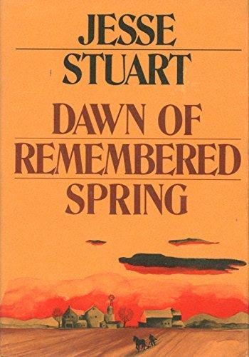 DAWN OF REMEMBERED SPRING: Stuart, Jesse