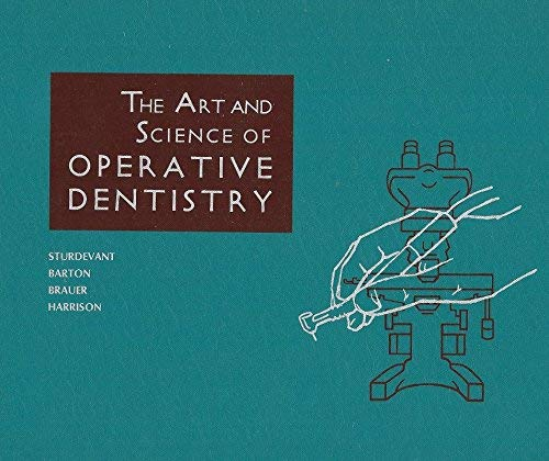 9780070622821: The Art and Science of Operative Dentistry