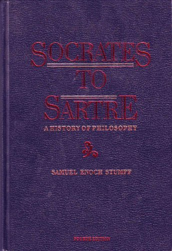 9780070623804: Socrates to Sartre:A History of Philosophy