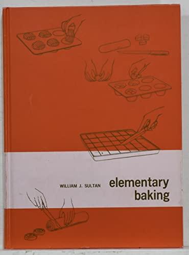 9780070624085: Elementary Baking