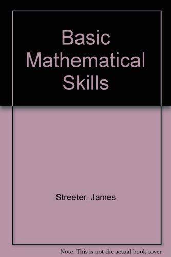 9780070624320: Basic Mathematical Skills
