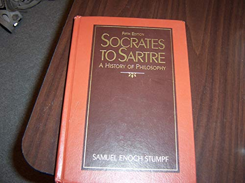 9780070624696: Socrates to Sartre: History of Philosophy
