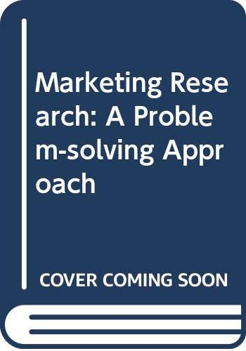 9780070624825: Marketing Research
