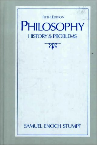 9780070625181: Philosophy: History and Problems