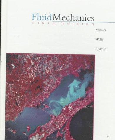 9780070625372: Fluid Mechanics