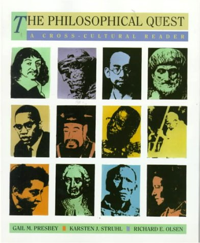 9780070625471: The Philosophical Quest: A Cross-Cultural Reader