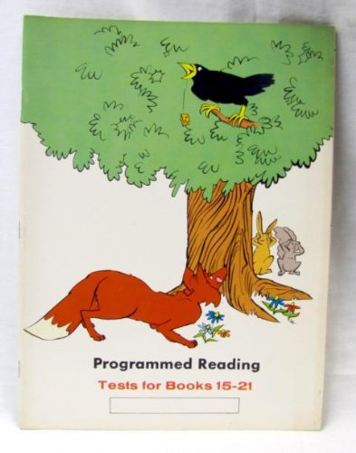 9780070625495: Programmed Reading Tests Books 15-21