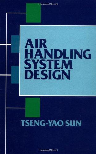 9780070625716: Air Handling Systems Design