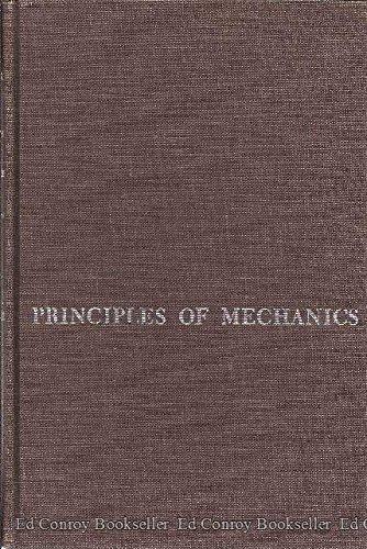 9780070626584: Principles of Mechanics, 3rd Edition