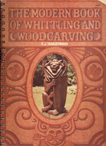 9780070626690: The Modern Book of Whittling and Woodcarving