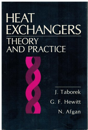 9780070628069: HEAT EXCHANGERS: THEORY AND PRACTICE