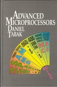 9780070628076: Advanced Microprocessors (Computer Engineering Series)