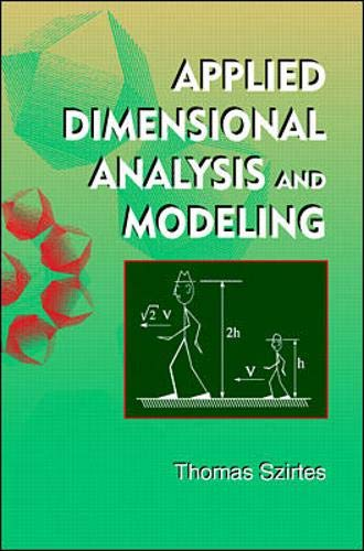 9780070628113: Applied Dimensional Analysis and Modeling