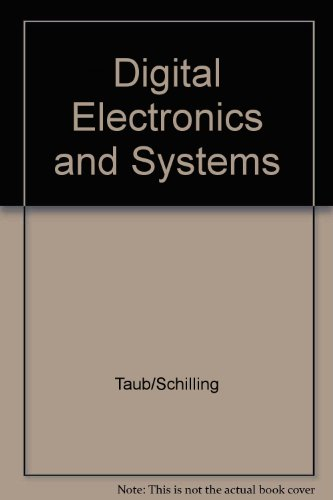 9780070629226: Digital Electronics and Systems