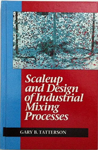 9780070629394: Scaleup and Design of Industrial Mixing Processes