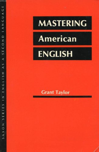 9780070629424: Mastering American English (Saxon Series in English as a Second Language)
