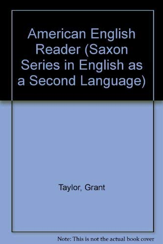 9780070629448: American English Reader (Saxon Series in English as a Second Language)