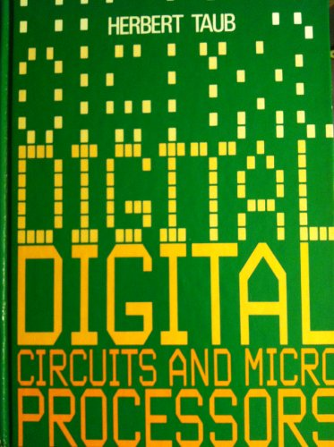 9780070629455: Digital Circuits and Microprocessors (McGraw-Hill series in electrical engineering. Computer engineering and switching theory)