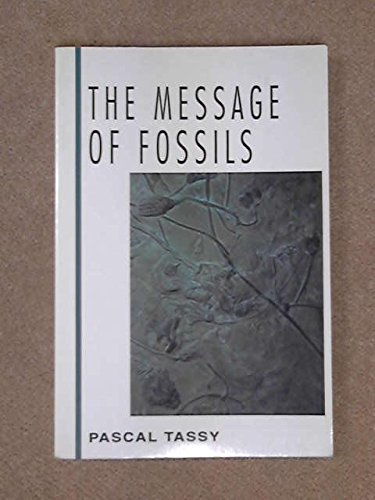 9780070629479: Message of Fossils (McGraw-Hill Horizons of Science)