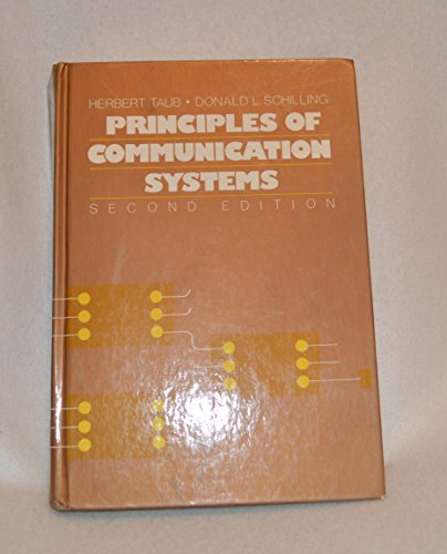 9780070629554: Principles of Communication Systems (Mcgraw Hill Series in Electrical and Computer Engineering)