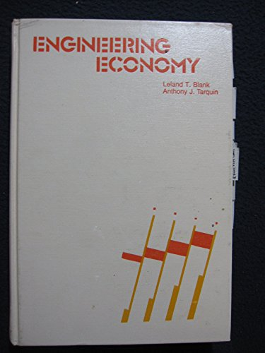 9780070629615: Engineering Economy