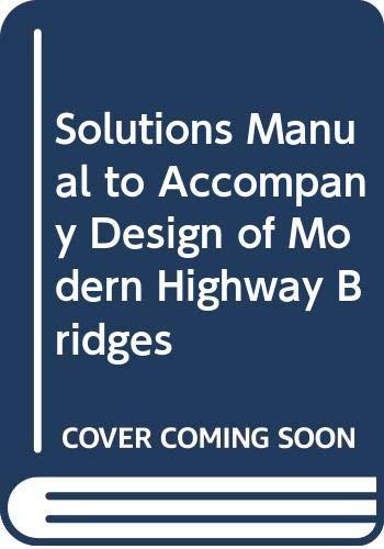 9780070629981: Design of Modern Highway Bridges
