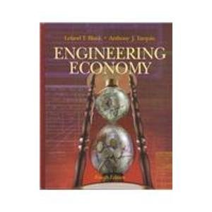 Engineering Economy - 4th Ed.: Leland T. Blank et al