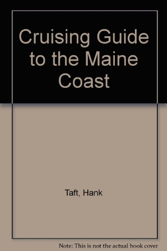 9780070631328: Cruising Guide to the Maine Coast