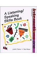 Interactions Two: A Listening/Speaking Skills Book: Tanka, Judith; Baker,