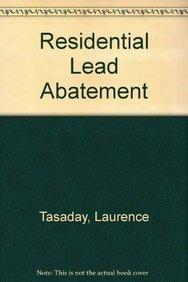 9780070631557: Residential Lead Abatement