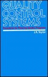 9780070631601: Quality Control Systems: Procedures for Planning Quality Programs
