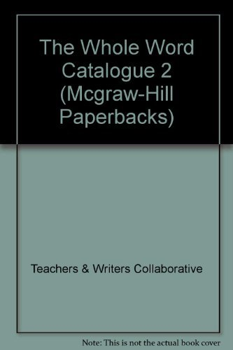 9780070632394: The Whole Word Catalogue 2 (Mcgraw-Hill Paperbacks)