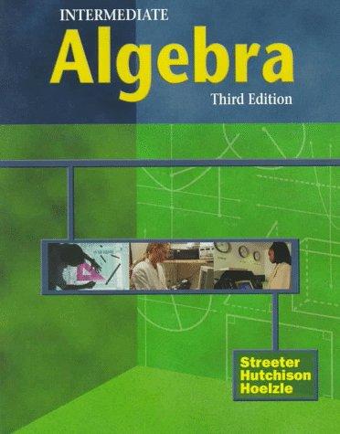 9780070632776: Intermediate Algebra (Schaum's Outline Series)