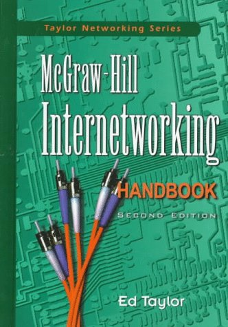 9780070633346: McGraw-Hill Internetworking Handbook (Taylor Networking Series)