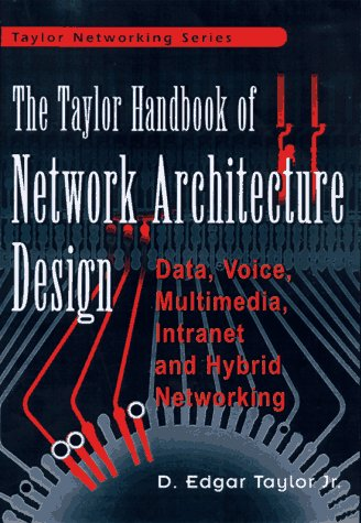 9780070633629: The Network Architecture Design Handbook