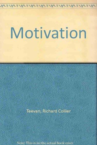 9780070633957: Motivation