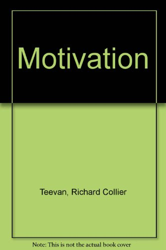 9780070633964: Motivation